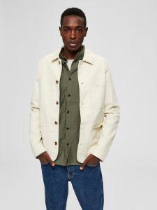 selected-miesten-takki-jackson-cotton-jacket-beige-1