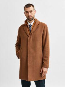 selected-miesten-villakangastakki-hagen-wool-coat-ruskeanharmaa-1