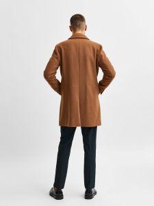 selected-miesten-villakangastakki-hagen-wool-coat-ruskeanharmaa-2