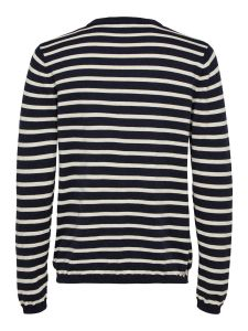 selected-neule-sal-stripe-crew-neck-raidallinen-sininen-2