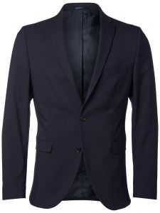 selected-puvuntakki-one-logan-navy-blazer-tummansininen-1