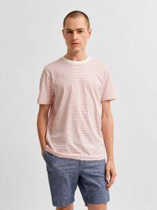selected-t-paita-colton-stripe-raidallinen-punainen-1