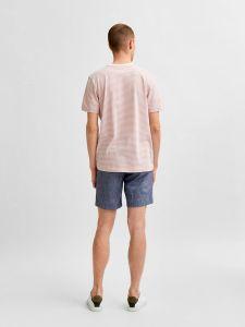 selected-t-paita-colton-stripe-raidallinen-punainen-2