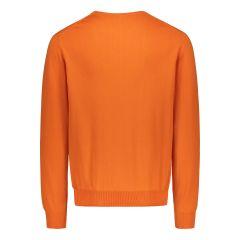 sinnuu-miesten-neule-cotton-crew-oranssi-2