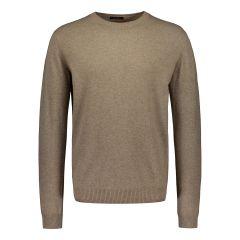 sinnuu-miesten-neule-wool-cashmere-o-ruskeanharmaa-1