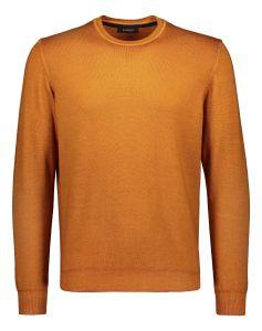 sinnuu-miesten-neulepaita-merino-crew-resinato-crew-neck-oranssi-1