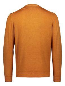 sinnuu-miesten-neulepaita-merino-crew-resinato-crew-neck-oranssi-2
