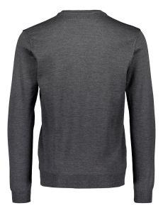 sinnuu-miesten-neulepaita-merino-v-neck-tummanharmaa-2