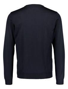 sinnuu-miesten-neulepaita-merino-v-neck-tummansininen-2