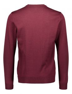 sinnuu-miesten-neulepaita-merino-v-neck-viininpunainen-2