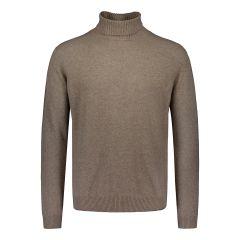 sinnuu-miesten-pooloneule-wool-cashmere-roll-neck-ruskeanharmaa-1