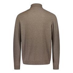 sinnuu-miesten-pooloneule-wool-cashmere-roll-neck-ruskeanharmaa-2