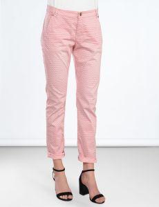 summum-naisten-housut-summer-trousers-vaaleanpunainen-kuosi-2