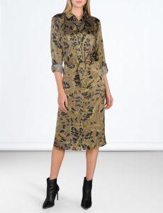 summum-naisten-mekko-vihrea-kuosi-2
