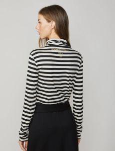 summum-naisten-neulepaita-raitapusero-raidallinen-musta-2