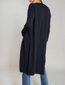 summum-naisten-neuletakki-tummansininen-2