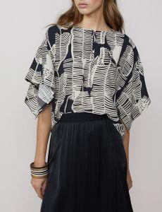 summum-naisten-pusero-mustavalkoinen-1