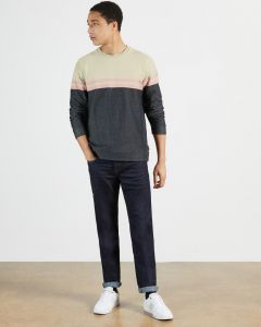ted-baker-miesten-paita-lawn-tummansininen-1