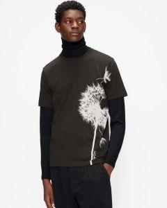 ted-baker-miesten-t-paita-delion-t-shirt-musta-2
