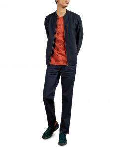 ted-baker-miesten-t-paita-patchh-oranssi-1