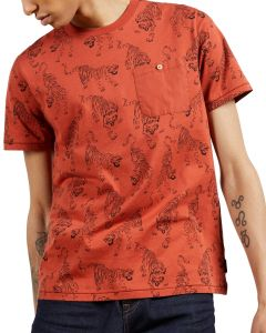 ted-baker-miesten-t-paita-patchh-oranssi-2