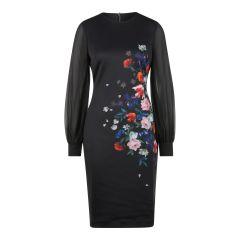 ted-baker-naisten-juhlamekko-ophena-dress-musta-1