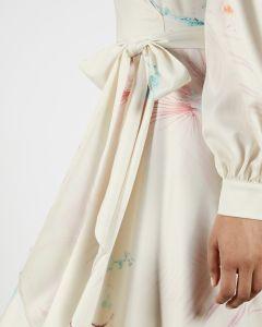 ted-baker-naisten-mekko-flosssi-dress-valkopohjainen-kuosi-2