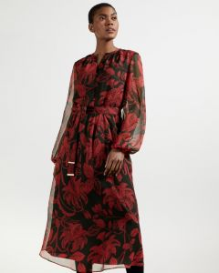 ted-baker-naisten-mekko-hadlee-dress-monivarinen-kuosi-1