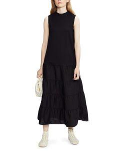 ted-baker-naisten-mekko-viannee-dress-musta-1