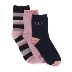 ted-baker-naisten-sukat-3-pr-logsi-3-pack-sininen-kuosi-1