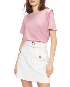 ted-baker-naisten-t-paita-klaaraa-t-shirt-vaaleanpunainen-1