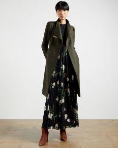 ted-baker-naisten-takki-ad-rose-midi-wool-wrap-coat-khaki-1