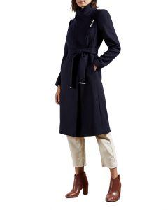 ted-baker-naisten-villakangastakki-rose-midi-wool-wrap-coat-tummansininen-1