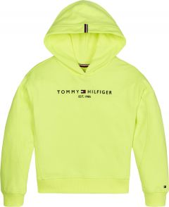 tommy-hilfiger-childrenswear-collegehuppari-essential-hooded-sweatshirt-keltainen-1