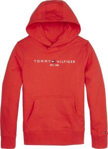 tommy-hilfiger-childrenswear-collegehuppari-essential-hoodie-kirkkaanpunainen-1
