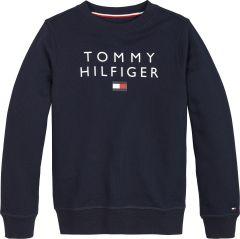 tommy-hilfiger-childrenswear-lasten-collegepaita-tommy-fkag-crewneck-tummansininen-1