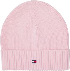 tommy-hilfiger-childrenswear-lasten-pipo-flag-knit-beanie-vaaleanpunainen-1