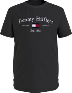 tommy-hilfiger-childrenswear-lasten-t-paita-artwork-tee-s-s-musta-1