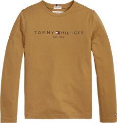 tommy-hilfiger-childrenswear-lasten-t-paita-essential-tee-sinapinkeltainen-1