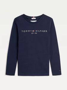 tommy-hilfiger-childrenswear-lasten-t-paita-essential-tee-tummansininen-1