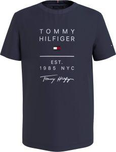 tommy-hilfiger-childrenswear-lasten-t-paita-msw-graphic-tee-s-s-tummansininen-1