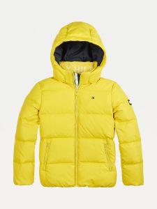 tommy-hilfiger-childrenswear-lasten-talvitakki-essential-down-jacket-keltainen-1