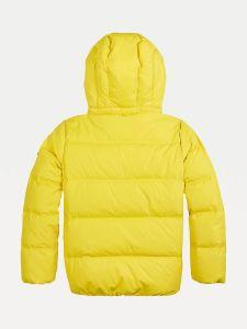 tommy-hilfiger-childrenswear-lasten-talvitakki-essential-down-jacket-keltainen-2