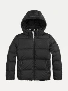 tommy-hilfiger-childrenswear-lasten-talvitakki-essential-down-jacket-musta-1