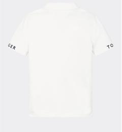 tommy-hilfiger-childrenswear-pikeepusero-sleeve-text-polo-ss-valkoinen-2