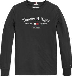 tommy-hilfiger-childrenswear-t-paita-th-artwork-tee-l-s-musta-1