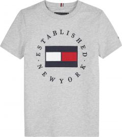 tommy-hilfiger-childrenswear-t-paita-th-flag-tee-ss-vaaleanharmaa-1