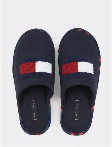 tommy-hilfiger-flag-badge-home-slipper-miesten-aamutossut-tummansininen-1