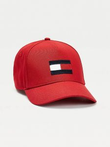 tommy-hilfiger-lippis-big-flag-cap-kirkkaanpunainen-1