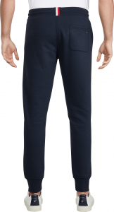 tommy-hilfiger-miesten-collegehousut-basic-branded-sweatpants-tummansininen-2